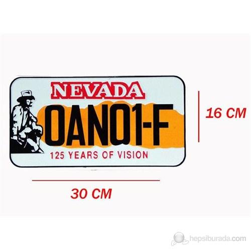 ModaCar NEVADA İmitasyon Amerikan Plaka 331186NV
