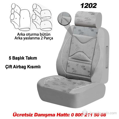 Automix Vega Hafif Ticari ve Binek Tip Oto Koltuk Kılıfı 1202