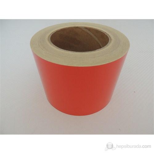 Gliptone Carat Reflektif 9.2cmX25mt Kırmızı