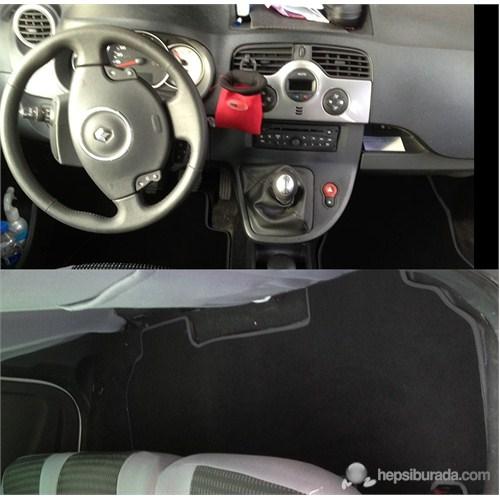 Z tech Renault Kango 2008 Sonrası Araca Özel Halı Paspas