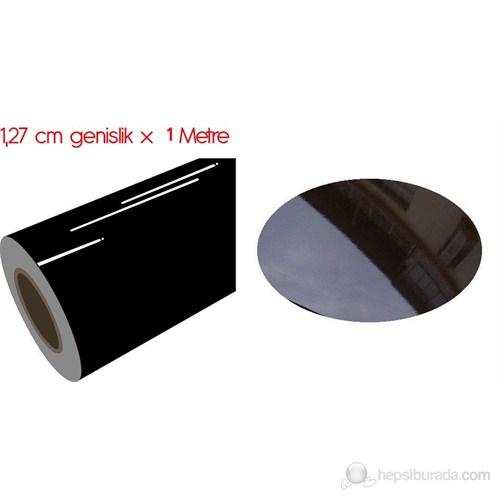 ModaCar Parlak Siyah Folyo 1.27 x 1 Metre 55g018