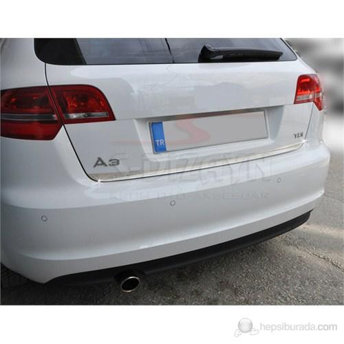 S-Dizayn Audi A3 Bagaj Alt Çıta P.Çelik (2004-2012)