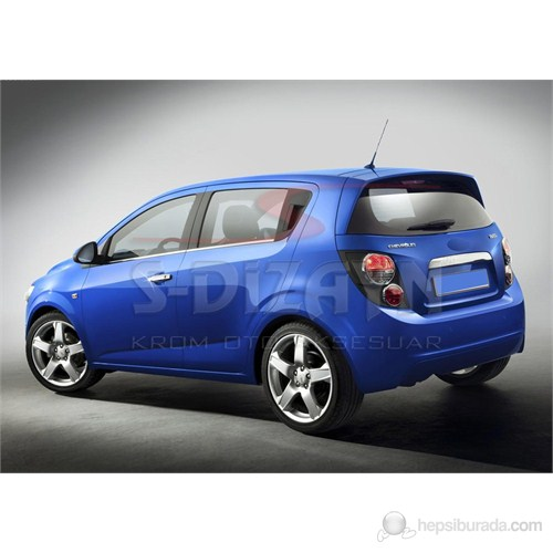 S-Dizayn Chevrolet Aveo 2012 H bKapı Kolu 2 Kapı P.Çelik (2012>)