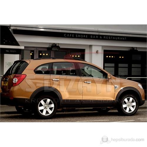 S-Dizayn Chevrolet Captiva Kapı Kolu 4 Kapı P.Çelik (2007>)