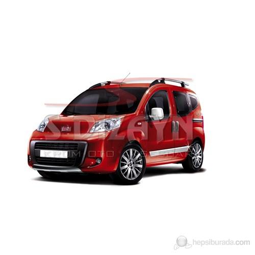 S-Dizayn Fiat Fiorino Yan Kapı Çıtası 4 Prç. P.Çelik (2008>)
