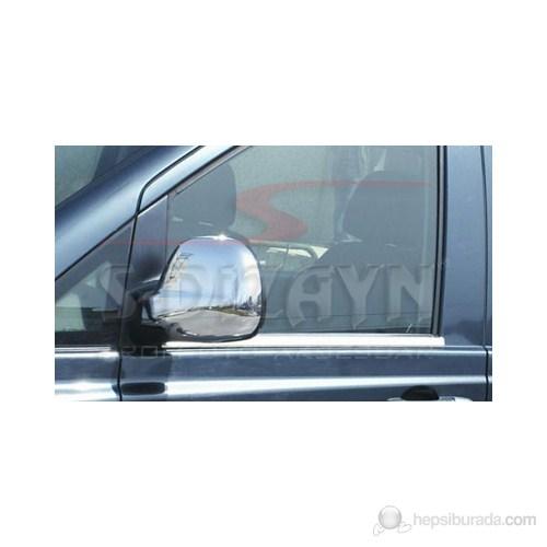 S-Dizayn Mercedes Vito W 639 Cam Çıtası 2 Prç. P.Çelik (2004>)