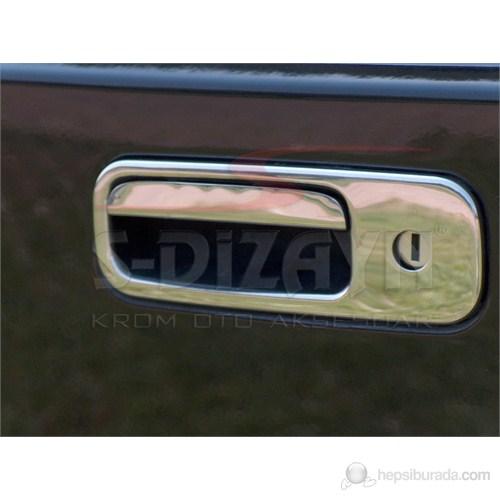 S-Dizayn Vw Caddy Bagaj Açma 2 Prç. P.Çelik (2004-2010)
