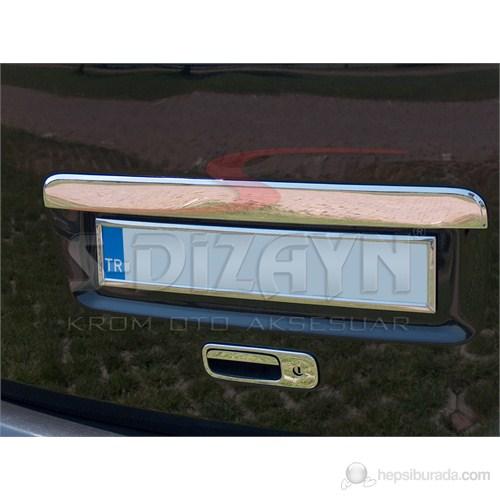 S-Dizayn Vw Caddy Bagaj Çıtası P.Çelik (Tek Kapılı) (2004-2010)
