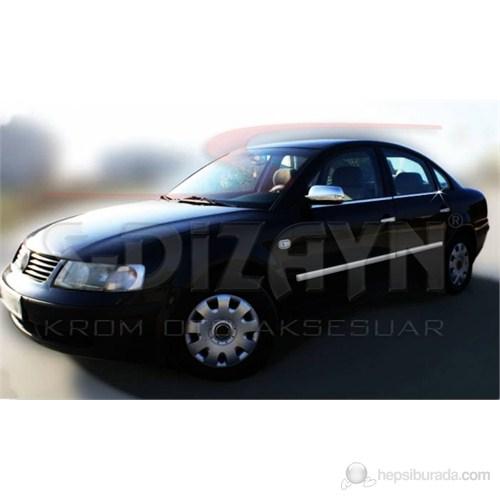 S-Dizayn Vw Passat 3b Cam Çıtası 4 Prç. P.Çelik (1998-2005)