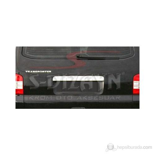S-Dizayn Vw T5 Transporter Bagaj Çıtası P.Çelik (Tek Kapılı) (2003-2010)