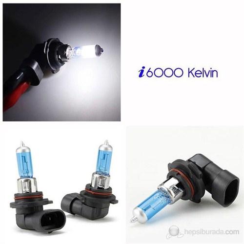 ModaCar 9006 Tip SUPERWHITE Ampül Seti 01a130