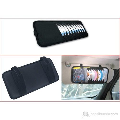 ModaCar CD - Kartvizit Güneşlik Organizer 330030