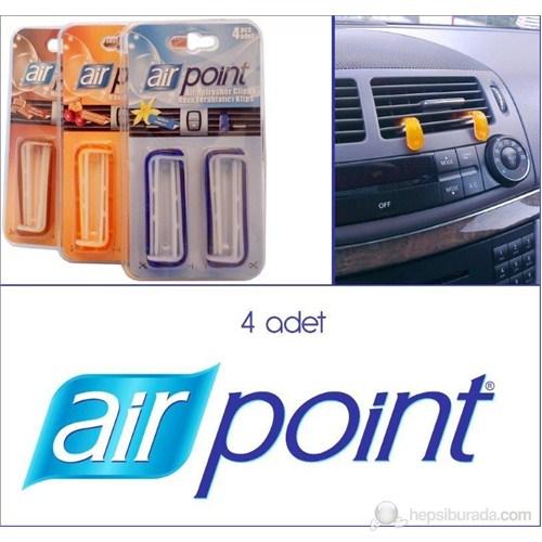 air-point ANANAS TROPİKAL 4 ADET Petek Arası Havalandırma Kokusu 35a013