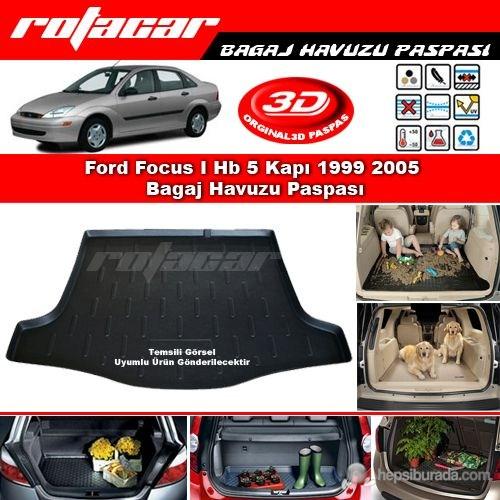 Ford Focus I Hb 5 Kapı 1999 2005 Bagaj Havuzu Paspası
