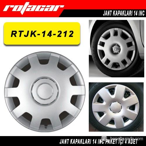14 INC Jant Kapağı RTJK14212