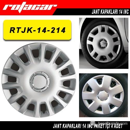 14 INC Jant Kapağı RTJK14214
