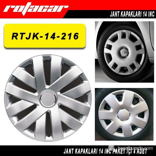 14 INC Jant Kapağı RTJK14216
