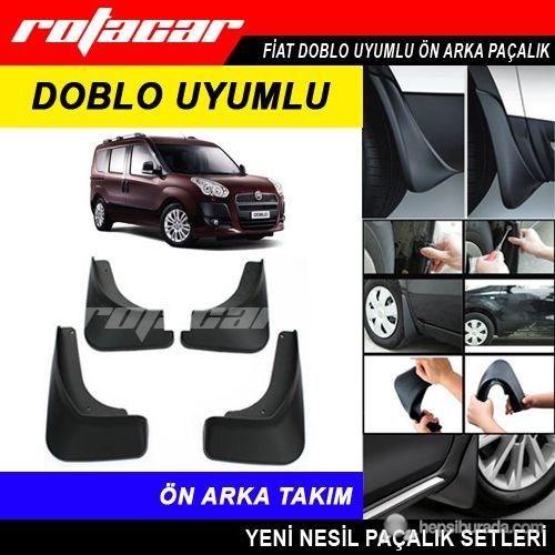 Fiat Doblo Ön Arka Paçalık Seti Rt58481