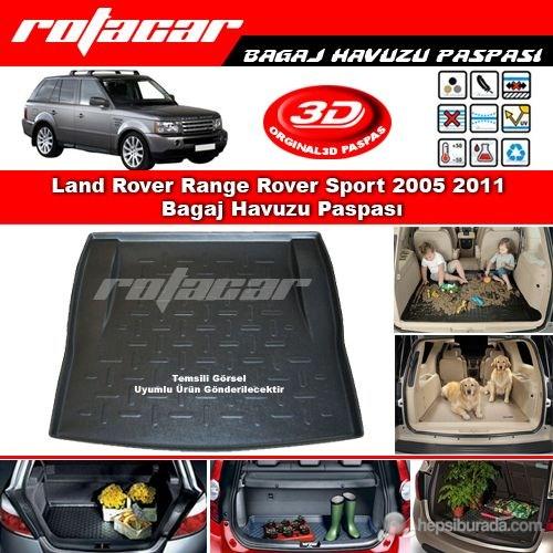 Land Rover Range Rover Sport 2005 2011 Bagaj Havuzu Paspası BG0106