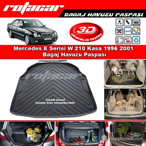 Mercedes E Serisi W 210 Kasa 1996 2001 Bagaj Havuzu Paspası BG0109