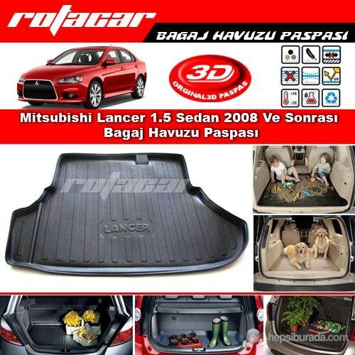 Mitsubishi Lancer 1.5 Sedan 2008 Ve Sonrası Bagaj Havuzu Paspası BG0114
