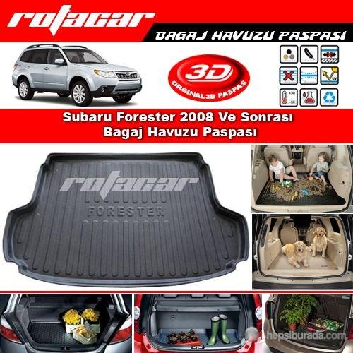 Subaru Forester 2008-2012 Bagaj Havuzu Paspası