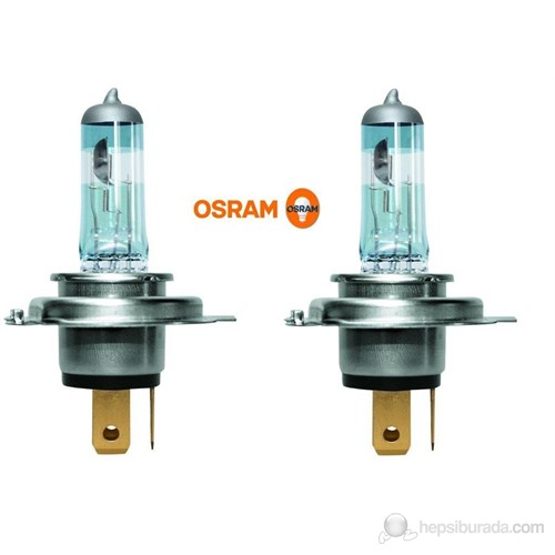Osram H4 Night Braker %90 Fazla+%10 Fazla Beyaz Işık 90c64193nbr