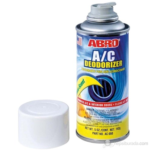 Actto Araç Klima Koku Giderici ABRO AC Deodorizer