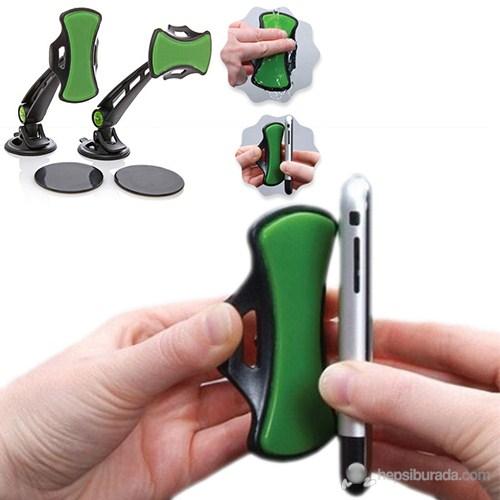Actto Cep Telefonu ve Navigasyon Araç Tutacağı Gripgo