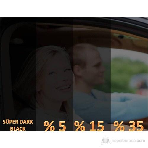 AutoFolyo Çizilmez Cam Filmi 50 Cm X 6 Metre %20 Orta Ton