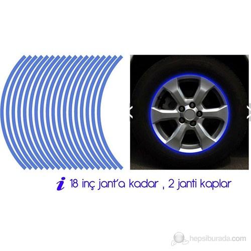 ModaCar MAVİ Jant Fosforu 55k004