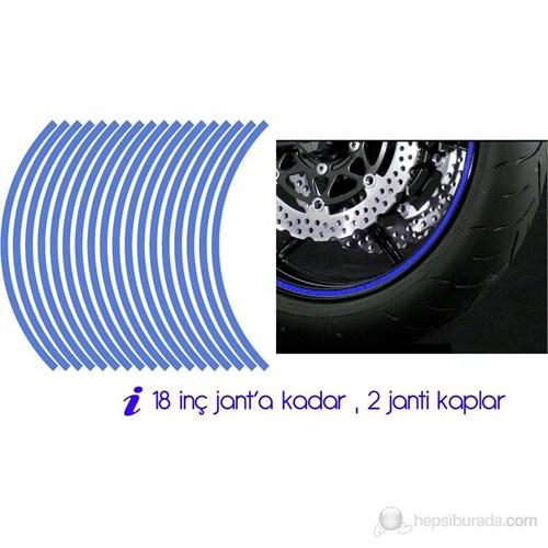 ModaCar MAVİ Jant Fosforu MOTORSİKLET/BİSİKLET 55k008