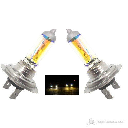ModaCar H7 Plasma 4 Mevsim Far Ampül Seti 011240