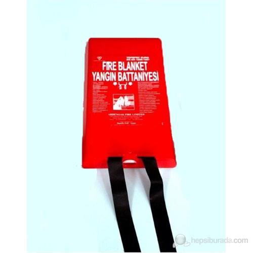 Tüpaş İthal Yangın Battaniyesi 120x180cm