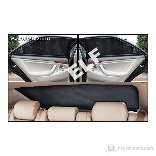 Dacia Dokker Takmatik Perde (5 Parça)