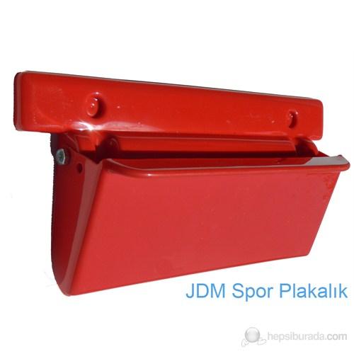 Z tech JDM Kırmızı spor Plakalık