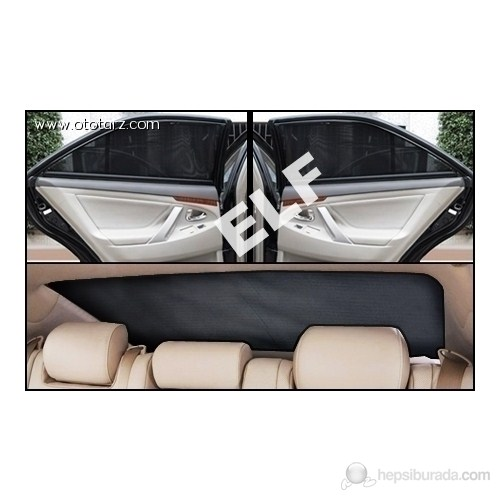 Volkswagen Tiguan Takmatik Perde (3 Parça)