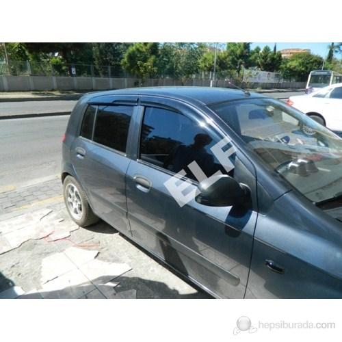 Elf Hyundai Getz Mugen Cam Rüzgarlığı