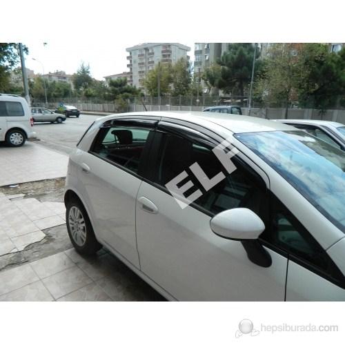 Elf Fiat Grandepunto&Evo Mugen Cam Rüzgarlığı