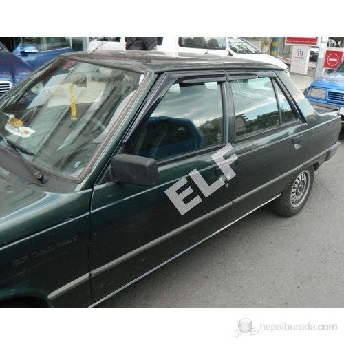 Elf Renault 9 Mugen Cam Rüzgarlığı