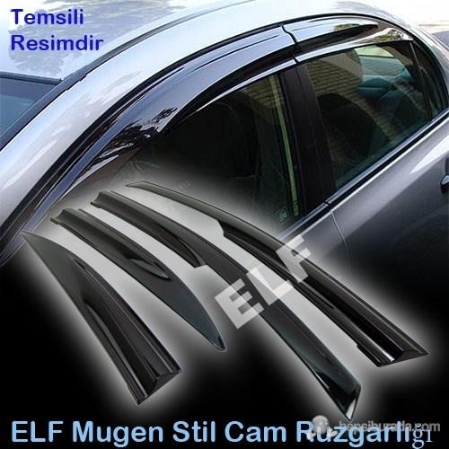 Elf Renault Megane 2 HB Mugen Cam Rüzgarlığı 03/09