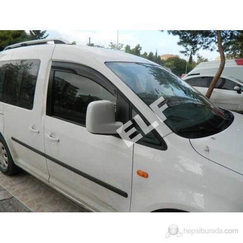 Elf Volkswagen Caddy Mugen Cam Rüzgarlığı