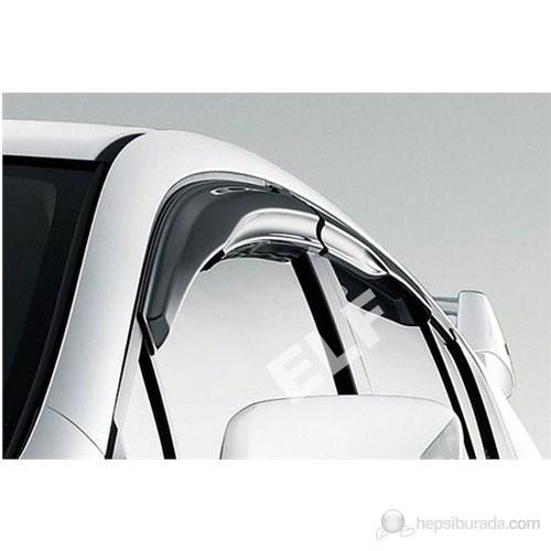 TARZ Volkswagen Jetta Mugen Cam Rüzgarlığı 2011 sonrası Ön/Arka Set