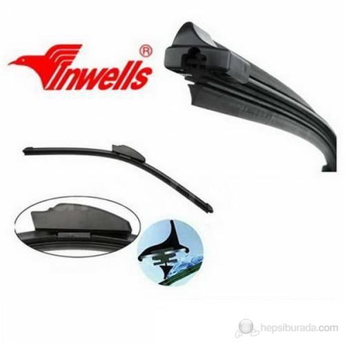 Inwells 40 Cm Banana Model Silecek Süpürgesi