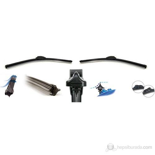Silbak VW Golf 7 11/2012 >> Muz Silecek SAĞ/SOL Set 90ss700