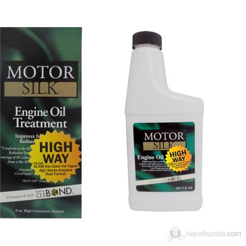 MotorSilk HighWay Hızlı Kilometre - Ağır Vasıta Bor Yağ Katkısı 09m040