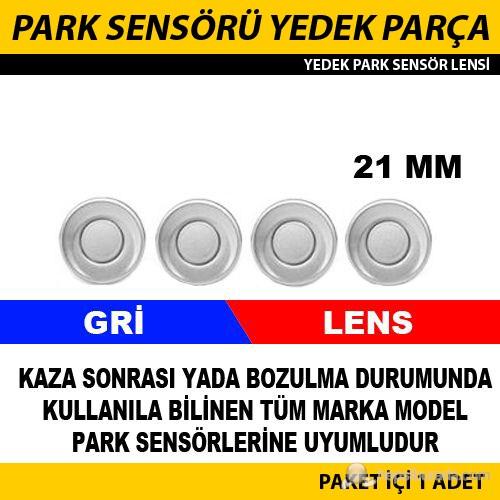 Otocontrol Park Sensör Lensi Gri 21mm 38511