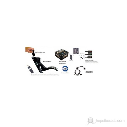 Sprint Booster Gaz Tepki Arttırıcı Fiat Fiorino Qubo (2007-)