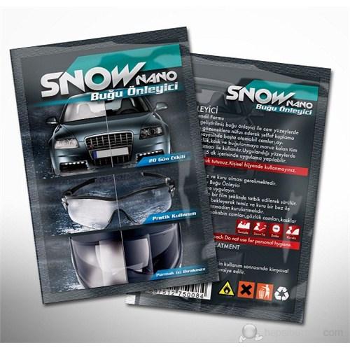 AutoCet SWNano 20 Gün Etkili Buğu Önleyici Mendil 3248a
