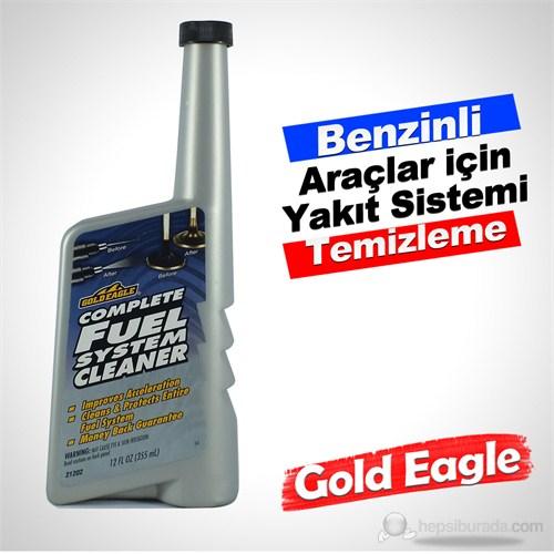 Gold Eagle Benzin Yakıt Püskürtme Sistemli Araçlar İçin Tüm Yakıt Sistemi Temizleme